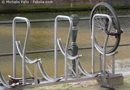 Fahrradversicherung Diebstahl